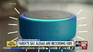 News video: Lawsuit claims Amazon's Alexa records kids without consent