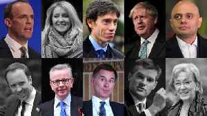 Tory leadership race: Which six candidates are left? [Video]