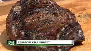 Summer is barbecuing season, and here's how you can grill on a budget [Video]