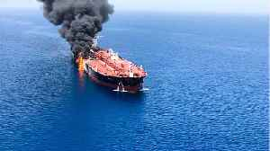 U.S. Says Explosive Device Found On One Attacked Oil Tanker [Video]