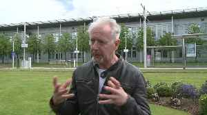 Sculptor David Mach reveals new building design [Video]