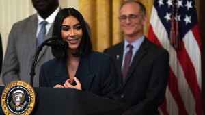 Kim Kardashian returns to White House to unveil new prison reform initiatives [Video]