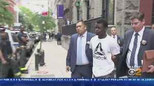 Teen Accused Of Attacking Firefighter Due In Court [Video]