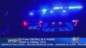 Toddler Among 3 Wounded In Albany Park Shooting [Video]