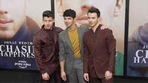News video: Policed called on Jonas Brothers three times during Joe Jonas' bachelor party