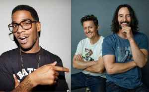 Kid Cudi Joins Cast of 'Bill & Ted Face the Music' [Video]