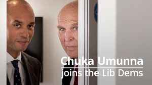 Lib Dems: Chuka Umunna plays down talk of a by-election [Video]