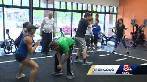 Fitness studio offers free classes to Special Olympics athletes [Video]