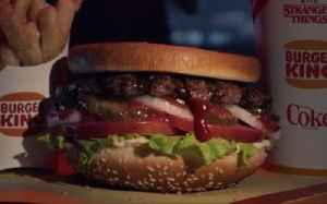 News video: Burger King to Sell 'Stranger Things'-Inspired 'Upside-Down Whoppers'