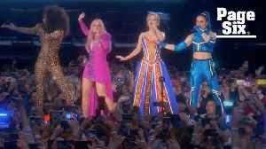 Watch The Spice Girls reunion without Victoria Beckham [Video]