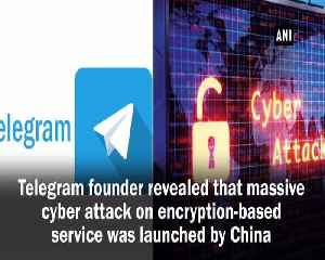 Telegram says massive cyber attack originated in China [Video]