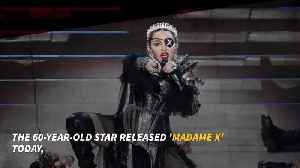 Madonna 'anxious' about new album Madame X [Video]
