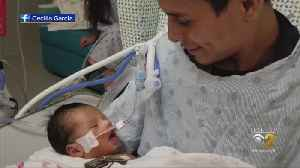 Cut From Slain Mother's Womb, Baby Yovanny Lopez Dies [Video]
