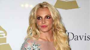 News video: Britney Spears Gets Restraining Order