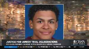 Jury Deliberations In 'Justice For Junior' Trial Enter Day 2 [Video]