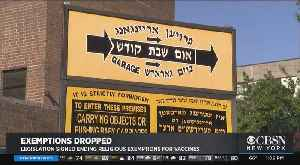 Measles Outbreak: Yeshiva Torah V'Yirah Remains Closed For Allowing Unvaccinated Children, Staff On Site [Video]