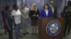 WEB EXTRA: News Conference On Arrest Of Ernest Roberts In Murder Of Kameela Russell [Video]
