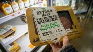 Beyond Meat Soars On Reports Of Impossible Burger Shortages [Video]