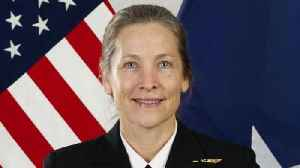 News video: Naval War College Names First Female President