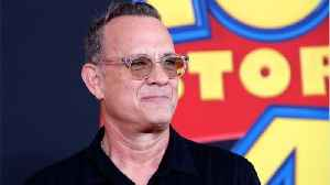 Tom Hanks Says Disney Gave Him List Of 'Toy Story 4' Spoilers To Avoid [Video]