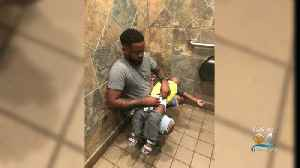 Florida Dad Calls For Changing Tables In Men's Restrooms [Video]