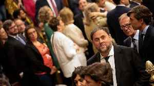 Spain's Supreme Court blocks Junqueras from joining EU parliament [Video]