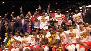 Toronto Raptors Make History [Video]