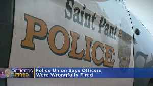 SPPD Chief, Police Federation Differ On Firing Of 5 Officers [Video]