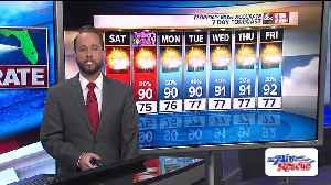 Florida's Most Accurate Forecast with Jason on Friday, June 14, 2019 [Video]