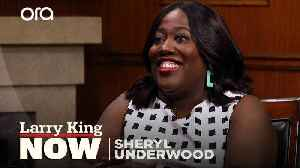 'She vomited all over me': Sheryl Underwood recounts first time she met Sharon Osbourne [Video]