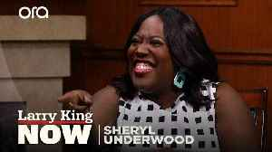 Sheryl Underwood on why Mark Wahlberg is her favorite guest on 'The Talk' [Video]