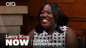 'The key to jobs and freedom': Sheryl Underwood on the importance of higher education [Video]