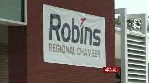 Robins Regional Chamber holds annual luncheon [Video]
