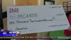 Mississippi Center for Autism receives donation [Video]