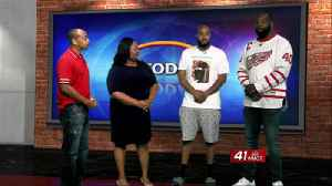 News video: Father's Day Basketball Game