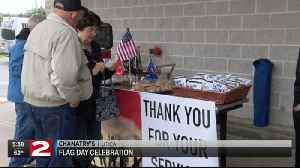 Chanatry's honors service members with Flag Day celebration [Video]