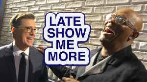 LATE SHOW ME MORE: I'll See What I Can Do [Video]