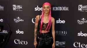 Indyamarie Jean 'Cleo Hollywood' Grand Re-Opening Red Carpet [Video]