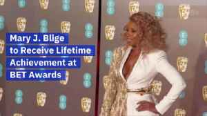 Mary J. Blige To Get Major BET Award [Video]