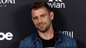 Nick Viall 'Cleo Hollywood' Grand Re-Opening Red Carpet [Video]