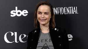 Taryn Manning 'Cleo Hollywood' Grand Re-Opening Red Carpet [Video]