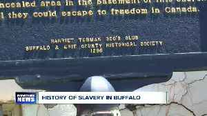 Michigan Street Baptist Church: how Buffalonians helped slaves escape to Canada [Video]