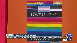 After Washington D.C. gun scare, Denver police focus on safety for PrideFest [Video]