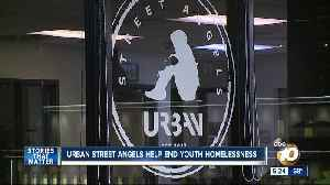Urban Street Angels help end youth homelessness [Video]