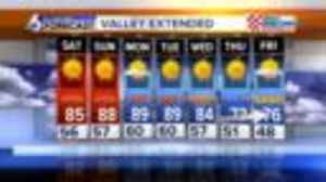 Scott Dorval's Weekend On Your Side Forecast [Video]