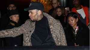 Chris Brown Rumored To Expect Second Child With Ex-Girlfriend Ammika Harris [Video]
