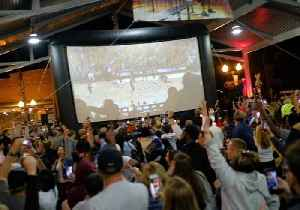 Rockford Celebrates Fred VanVleet After Toronto Raptors Championship Win [Video]