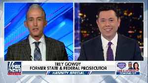 Gowdy and Chaffetz excoriate the media for their bull [Video]
