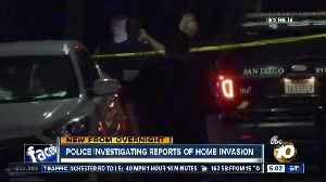 Police investigating reports of downtown home invasion [Video]