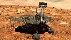 NASA's Mars rover to pave way for manned missions [Video]